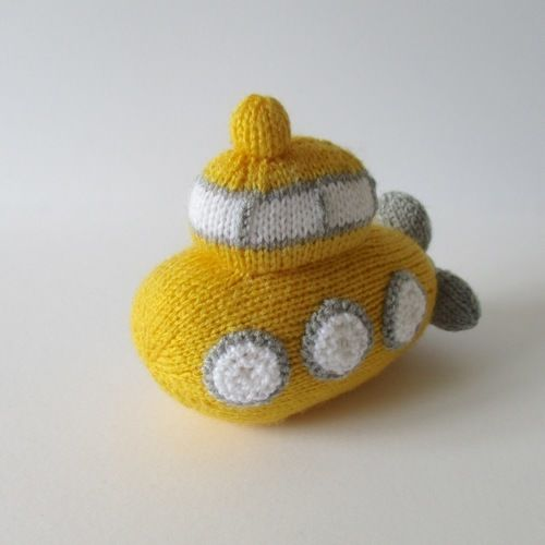 Makerist - Whirly Submarine - Knitting Showcase - 1