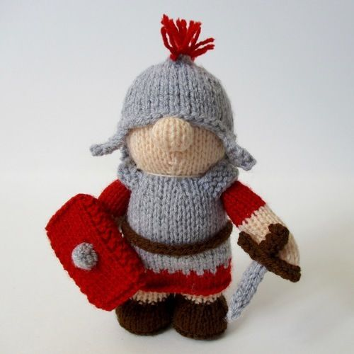 Makerist - Antonius - Knitting Showcase - 1