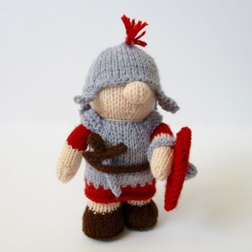 Makerist - Antonius - Knitting Showcase - 2