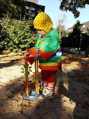 Makerist - Mein Regenbogenkind - mit allen Farben gegen trübe Tage - Nähprojekte - 1