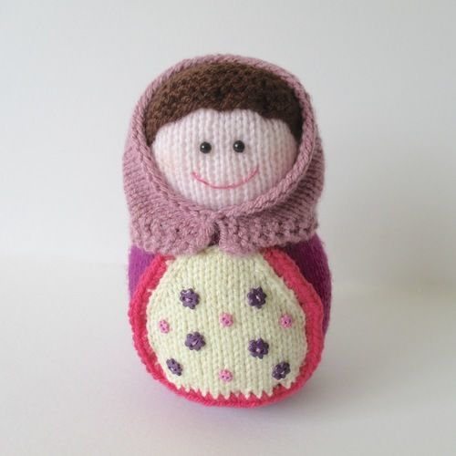 Makerist - Baboushka - Knitting Showcase - 1