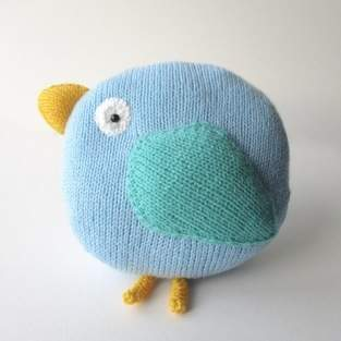 Makerist - Bella Bird Cushion - 1