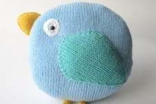 Makerist - Bella Bird Cushion - 1