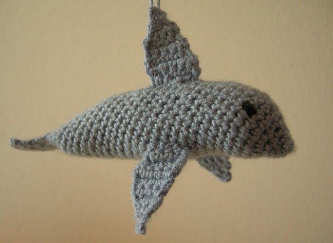 Makerist - Delfin - Häkelprojekte - 1