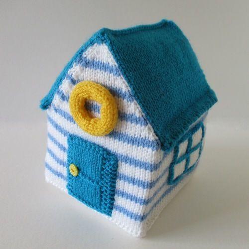Makerist - Beach Hut - Knitting Showcase - 1