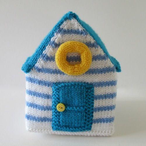 Makerist - Beach Hut - Knitting Showcase - 2