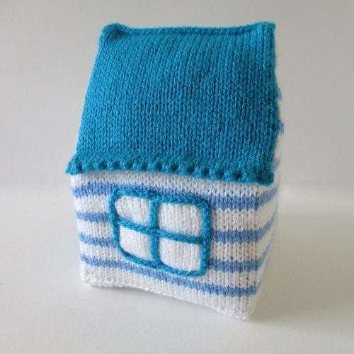Makerist - Beach Hut - Knitting Showcase - 3