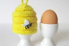 Makerist - Beehive Egg Cosy - 1
