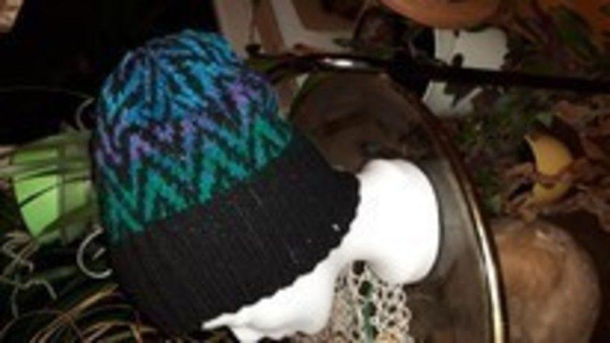 Makerist - Mütze - Strickprojekte - 1
