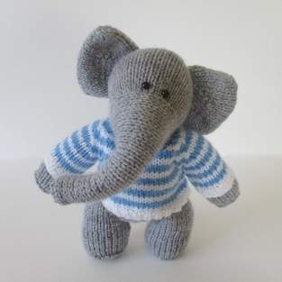 Makerist - Wellington the Elephant - 1