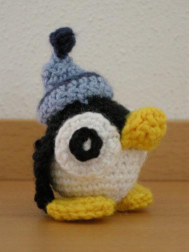 Makerist - putziger Pinguin - Häkelprojekte - 1