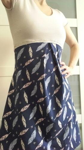 Makerist - Valery... mal ein Kleid für mich :-) - Nähprojekte - 1