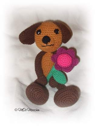 """Makerist - Hund """"Balu"""" - 1"""