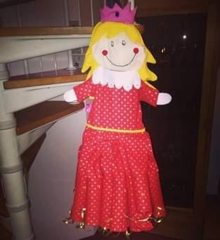 Makerist - Adventskalender Prinzessin - 1