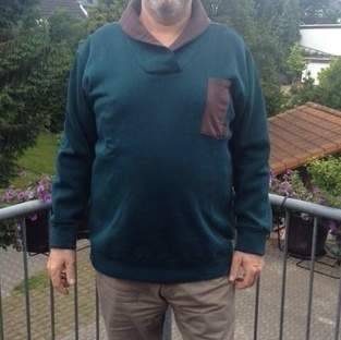 Makerist - Männer-Pullover Mr.Klassik - 1