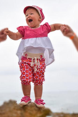 Makerist - Sommeroutfit für meine Tochter und ihre Puppe - Nähprojekte - 3