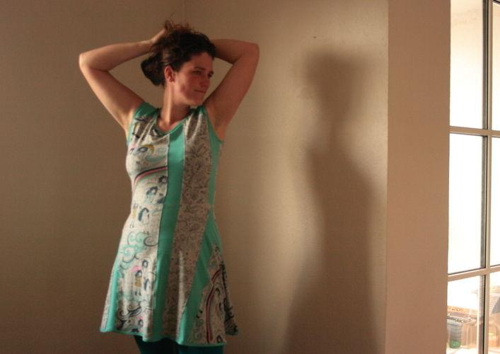Makerist - Mintfarbener Herbst für den Sommer - Nähprojekte - 2