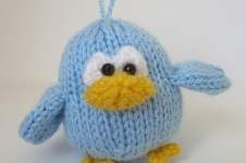 Makerist - Benjy the Bluebird - 1