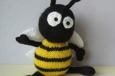 Makerist - Bumble the Bee - 1