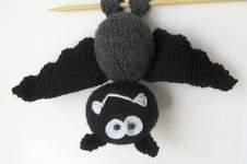 Makerist - Billy the Bat - 1