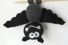 Makerist - Billy the Bat - 1