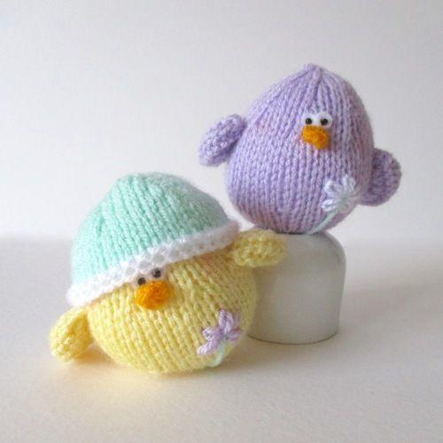 Makerist - Birdies - Knitting Showcase - 1