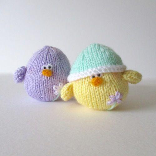 Makerist - Birdies - Knitting Showcase - 2