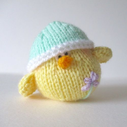 Makerist - Birdies - Knitting Showcase - 3