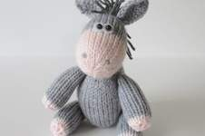 Makerist - Bobbin the Donkey - 1