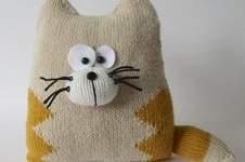 Makerist - Cat Cushion - 1