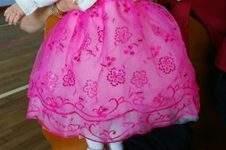 Makerist - Robe de baptême satin organza bébé 1 an - 1