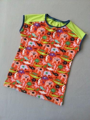 Makerist - Sommer! TShirt für Adam - Nähprojekte - 1