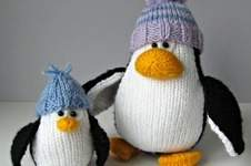 Makerist - Bobble and Bubble Penguins - 1
