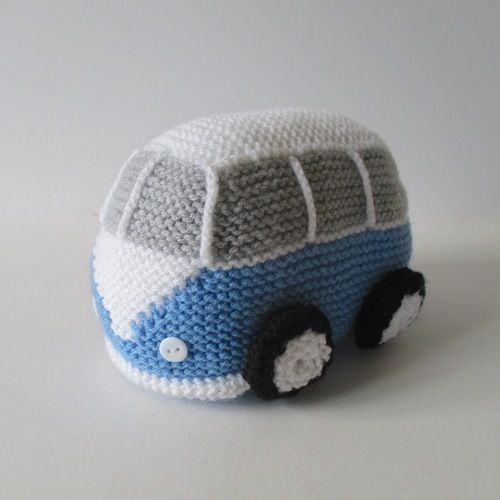 Makerist - Camper Van - Knitting Showcase - 1