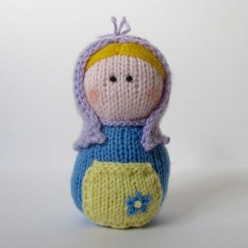 Makerist - Matryoshka - Knitting Showcase - 1