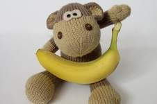 Makerist - Max the Monkey - 1