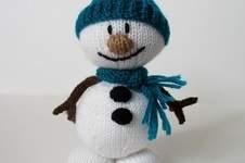 Makerist - Mr Snowman - 1
