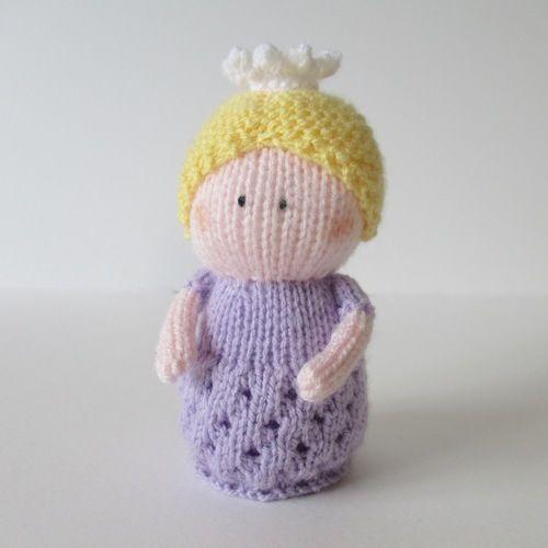 Makerist - Princess Charlotte - Knitting Showcase - 1