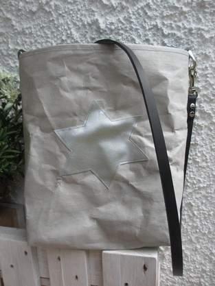 Tasche aus Snappap