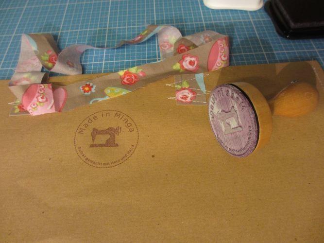 Makerist - Papiertüte als Markt-Verpackung - Nähprojekte - 1
