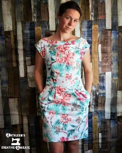 Makerist - Kleid CARLY - Nähprojekte - 1