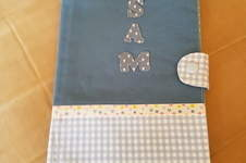 Makerist - Eine U-Hefthülle für Sam. - 1