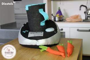 Makerist - Eins Zwei Brei :) Der Turbokocher für kleine Chefkochs - 1