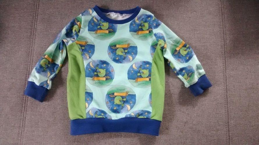 Makerist - Langarmshirt für Kinder  - Nähprojekte - 1