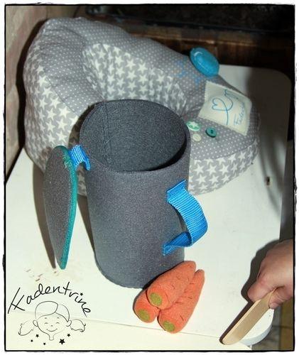 Makerist - Küchenmaschine Eins Zwei Brei von Shesmile, Do It Yourself - Nähprojekte - 3