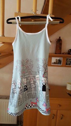 Makerist - Sommerkleid für meine Enkeltochter - Nähprojekte - 1