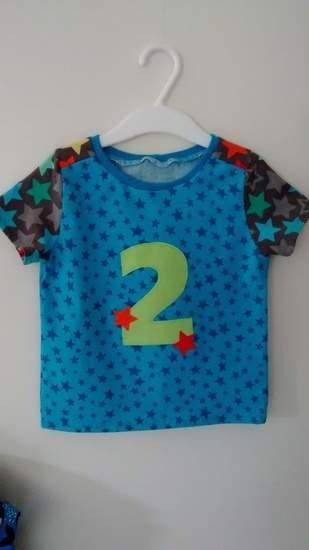 Makerist - Langarmshirt für Kinder kurz - 1