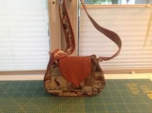 Makerist - Tasche mit Jagdmotiven - 1