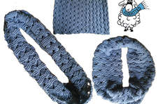 Makerist - Loop | Schal | Indian Cross stitch - 1