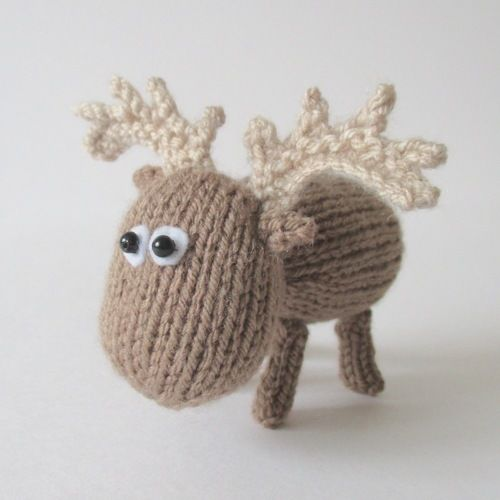 Makerist - Dinky Moose - Knitting Showcase - 1
